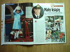 WILIAM WINDSOR in Show 2/2011 Polish magazine
