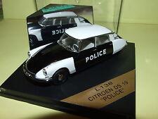 CITROEN DS 19 POLICE VITESSE L138