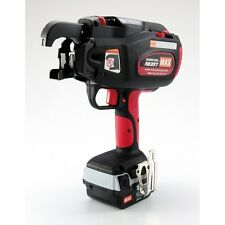 MAX RB398 CORDLESS REBAR TIER W / BATTERY AND CHARGER