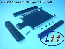 "Marco de montaje + CUBIERTA 14"" para IBM ThinkPad T60, T60p + 5 TORNILLOS"