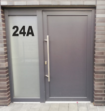 Hausnummer Mülltonne Startnummer Buchstaben Zahlen Klebezahlen Aufkleber