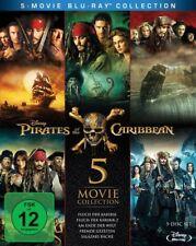 Disney's - Fluch der Karibik 1 - 5 (Movie Collection) - DVD / Blu-ray - *NEU*