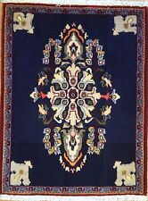 Perfect Persian - 1930s Antique Kashan Rug - Traditional Carpet - 2.1 x 2.9 ft.