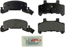 Disc Brake Pad Set fits 1980-1991 Pontiac 6000 Sunbird Grand Am  BOSCH BRAKE