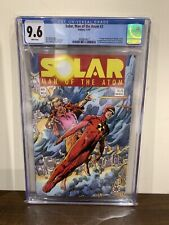 SOLAR MAN OF THE ATOM #3 CGC 9.6 NM+ 1ST TOYO HARADA 1ST MENTION OF HARBINGER