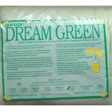 "Quilters Dream Queen Green Select Quilt Batting 108"" x 93"""