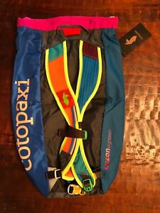 Cotopaxi Luzon Eighteen Del Dia 18L Hiking Backpack Multi Color Lightweight