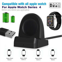 Wireless Charger Charging Cradle Dock Stand for Apple Watch Series 4 Watch