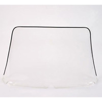 SNO-STUFFReplacement Windshield (clear, Smoke And Graphics)~1977 Polaris TX 440