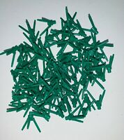 New Green LEGO 24855 Plant Flower Stem with Bottom Pin 25 pcs