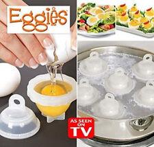 EGGIES fornello per uova senza guscio uova cucinare po3130
