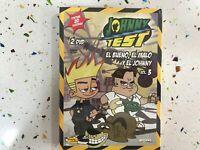 JOHNNY TEST EL BUENO EL MALO  VOL 3 INCLUYE DVD 5 Y 6 NUEVO PRECINTADO AM