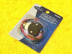 ***NEW***  HARBOR FREEZE 0101870 3-WAY CEILING FAN LIGHT SWITCH PULL CHAIN