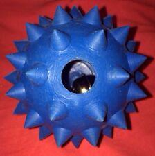 GOMMA spiky palla dentale e Bell resistente EXERCISER una dentatura sana GOMMA 50 mm