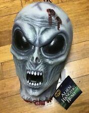Rare Spirit Halloween Hanging Alien Latex Head Prop Never Used New w Hang Tag