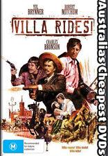 Villa Rides DVD NEW, FREE POSTAGE WITHIN AUSTRALIA REGION ALL
