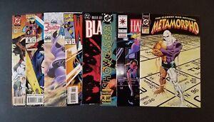 35 Comic Book Mixed lot DC, Marvel, DH, Image, Valiant NM-/NM 80s to 90s SHARP!