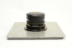 C P Goerz AM Red Dot Apochromat Artar 12in f/9 Barrel Lens - 100 Day Warranty -