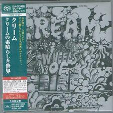 "Cream ""Wheels Of Fire"" Japan LTD SHM-SACD w/OBI Eric Clapton"