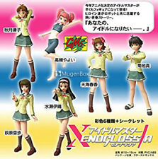Cms Idol Master Xenoglossia Collection Figure Amami Haruka Yukiho 7pcs/set NEW