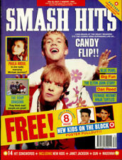 July Smash Hits Magazines
