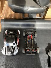 1/14 Tacon Thriller Short Course Rc Truck Electric Brushless With Extras