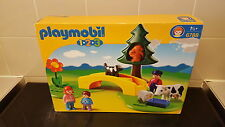 Playmobil 123 Meadow Path 6788 NEW box is a bit tatty