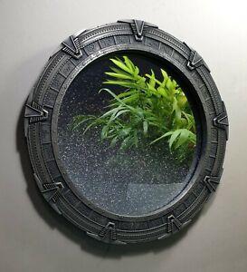 Stargate Atlantis Glyths Mirror Sculpture Collectable Art Prop Replica Statue