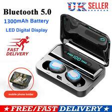 TWS Bluetooth 5.0 Earbuds Wireless Twins Headphone Stereo Earphones Headset UK