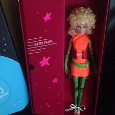 Fashion Royalty Integrity Lindsey Pierce Jem & the Holograms Doll NRFB LE 500