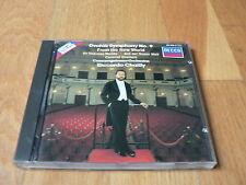 "Chailly - Dvorak : Symphony No. 9 ""From the New World"" - CD Decca West Germany"