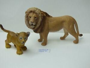 SCHLEICH  Figurine LION LIONCEAU ref 11