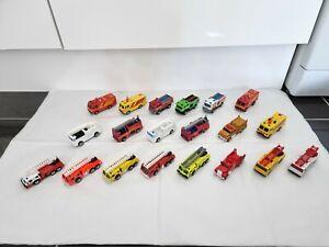 Matchbox Fire Engine Set 5