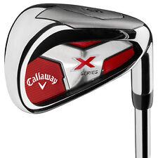 Callaway Golf X-Series 18 Iron Set (4-PW, AW), Steel Uniflex Shafts