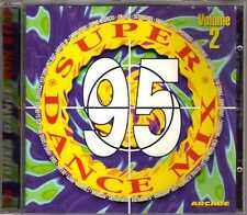 Compilation - Super Dance Mix 95 Vol. 2 - CD - 1995 - Eurodance Megamix