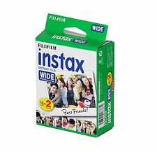 New Fujifilm Instax WIDE Film Pack for 300 210 200 100 Instant Camera(20 Shots)