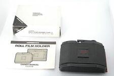 [Unused] Horseman 10EXP 120 6x7 Roll Film Back Holder From JAPAN C80