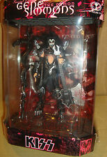 KISS SPECIAL EDITION: GENE SIMMONS THE DEMON - McFARLANE TOYS