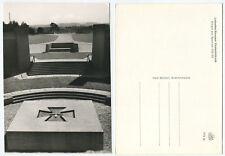 40122 - Luftwaffen-Ehrenmal Fürstenfeldbruck - Echtfoto - alte Ansichtskarte