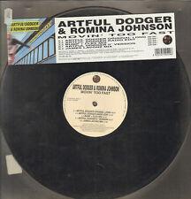 ARTFUL DODGER - Movin' Too Fast - Nitelite