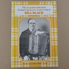 THE LEASIDE COLLECTION of original composition, Bill Black 1987