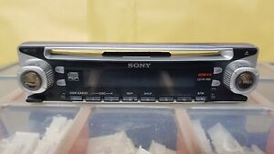 SONY CDX-CA600 CD FACE OFF FRONT SECURITY PANEL ONLY,POP OF FASCIA,