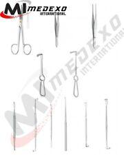 Auricular Reconstruction Set of 17 pcs Plastic Surgery Instruments