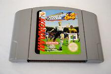 Jeu SUPERSTAR SOCCER 64 pour Nintendo 64 (N64)