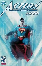 DC Mexico ACTION COMICS #1000 Gabriele Dell'Otto BULLETPROOF Variant