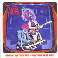 BENTLEY RHYTHM ACE FOR YOUR EARS ONLY CD ELECTRONIC NEW
