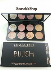 MAKEUP REVOLUTION Kompaktpuder Highlighter Bronzer Palette GOLDEN Zucker