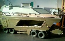 Gijoe pit mobile headquarters