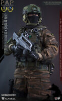 1/6 FLAGSET FS73026 PAP Shannante Team X Falcan Assault Team Clothes Toy