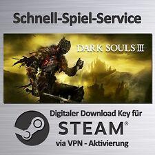 ⭐️ Dark Souls III 3 - Deutsch - PC - STEAM Key Code - BLITZVERSAND ⭐️